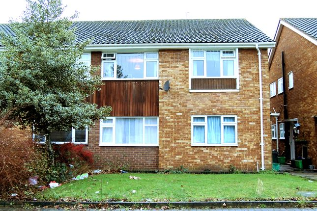 Thumbnail Flat for sale in Tredwell Close, Bickley, Bromley