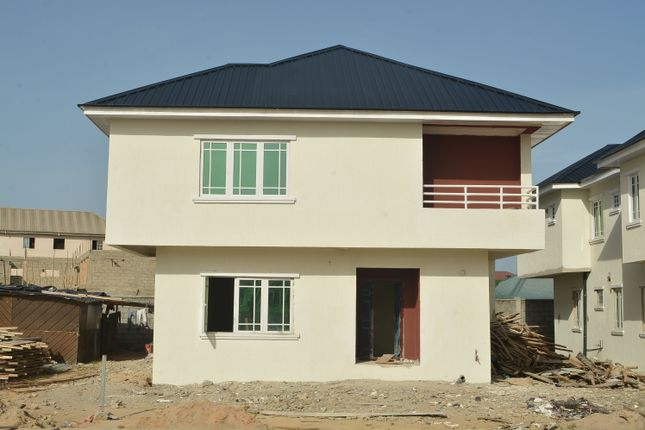 Thumbnail Detached house for sale in Luxury 5 Bed Fully Deached Duplex, Km 35, Lekki-Epe Express Way, Nigeria
