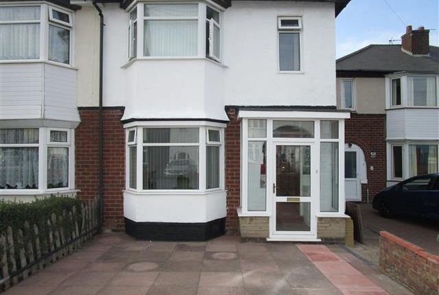 Thumbnail Semi-detached house to rent in Atlas Grove, West Bromwich