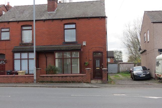 Thumbnail Semi-detached house to rent in Wigan Road, Westhoughton
