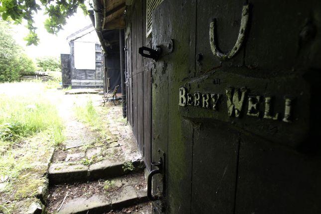 Entrance of Berrywell Bungalow, Kirkwood Bridge, Springvale S36