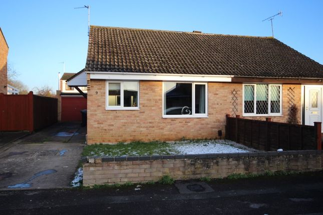 Thumbnail Semi-detached bungalow for sale in Norbrook Close, Abingdon