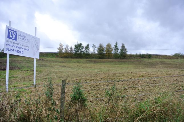 Thumbnail Land for sale in Five Plots, Lanark Road, By Larkhall