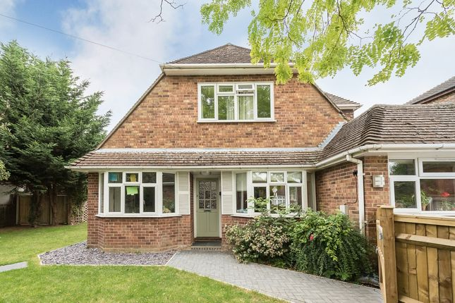 Thumbnail Detached house to rent in Chalklands, Bourne End, Buckinghamshire