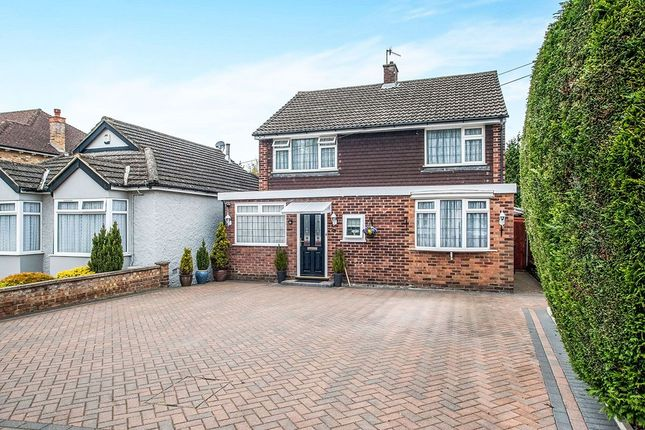 Thumbnail Detached house for sale in Abbots Road, Abbots Langley
