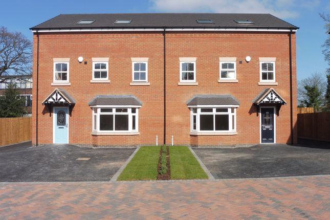 Thumbnail Semi-detached house for sale in Botteville Road, Acocks Green, Birmingham