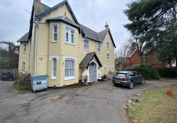 Thumbnail Room to rent in Durley Chine Road, Westcliff, Bournemouth