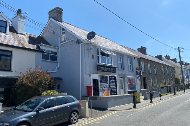 Thumbnail Commercial property for sale in Aberporth, Cardigan