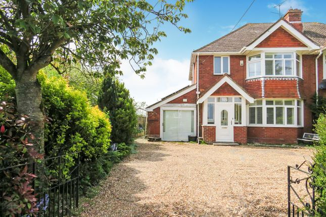 Thumbnail Semi-detached house for sale in Countess Road, Amesbury, Salisbury