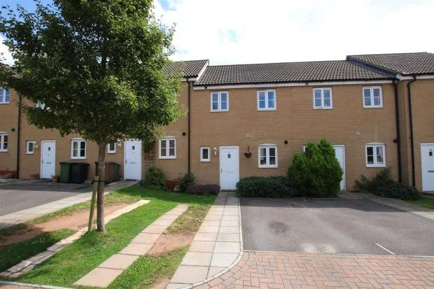 Thumbnail Terraced house to rent in Robert Davy Road, Exeter, Devon