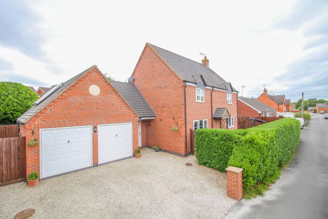 Thumbnail Detached house for sale in Green Lane, Shipston-On-Stour