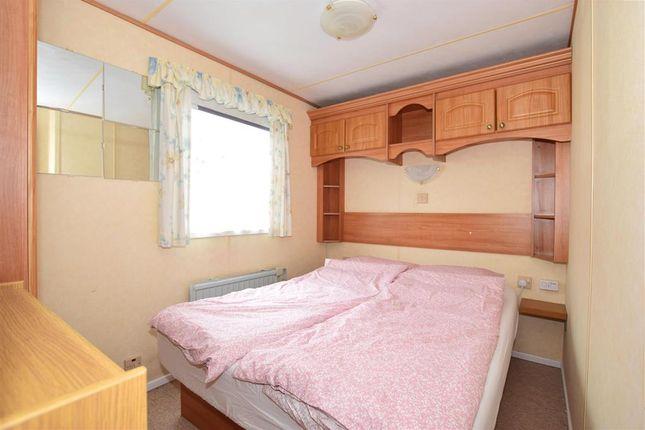 Bedroom 1 of Sandhills Holiday Park, Whitecliff Bay, Bembridge, Isle Of Wight PO35