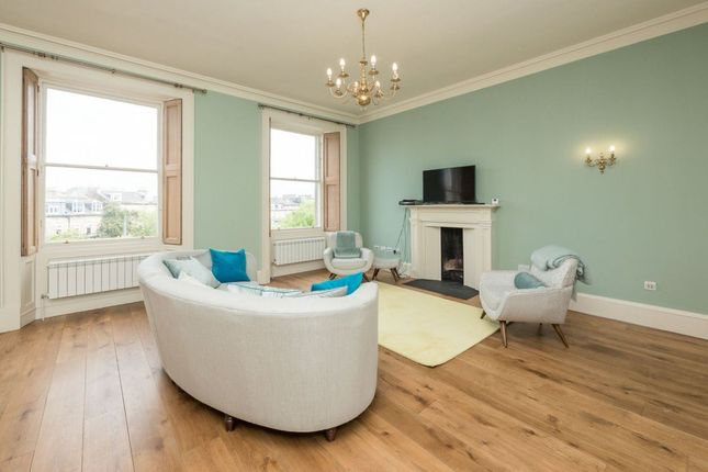 Thumbnail Flat to rent in Atholl Crescent, Edinburgh