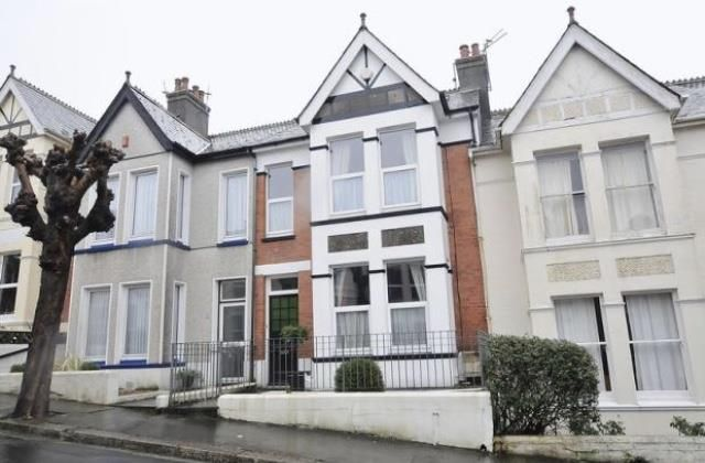 Thumbnail Terraced house to rent in Bickham Park Road, Plymouth