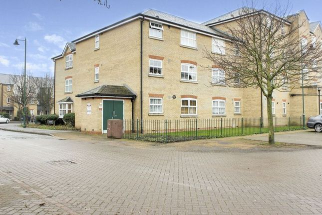 Thumbnail Flat for sale in Maynard Court, Harston Drive, Enfield