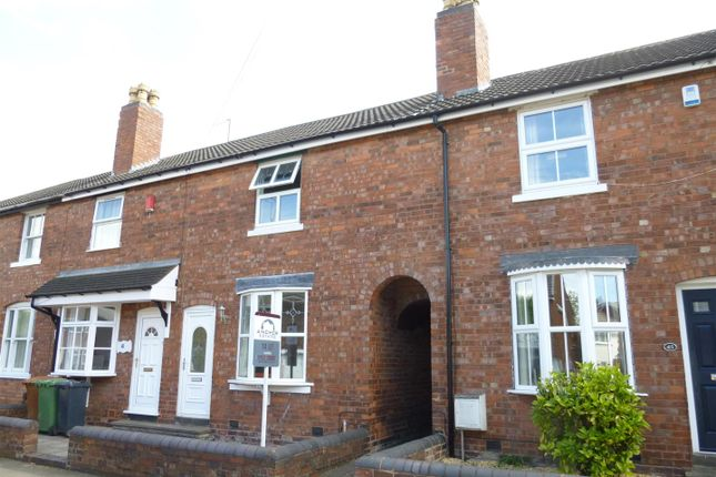 Front Elevation of Station Road, Aldridge, Walsall WS9