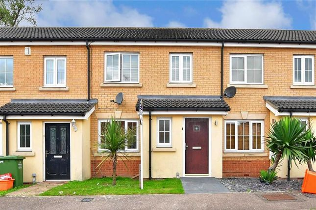 Thumbnail Terraced house for sale in Beeston Courts, Basildon, Essex