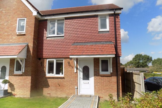 Thumbnail Semi-detached house to rent in Boundary Close, Minster On Sea, Sheerness