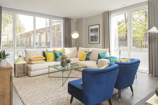 Thumbnail Duplex for sale in Plot 269, West Park Gate, Acton Gardens, Bollo Lane, Acton, London