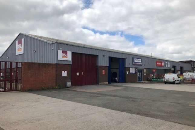 Thumbnail Industrial to let in Grace Road Central, Exeter