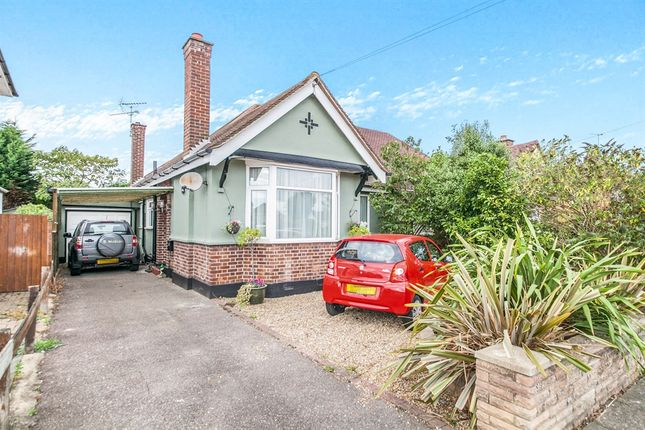 Thumbnail Semi-detached bungalow for sale in Pentland Avenue, Broomfield, Chelmsford