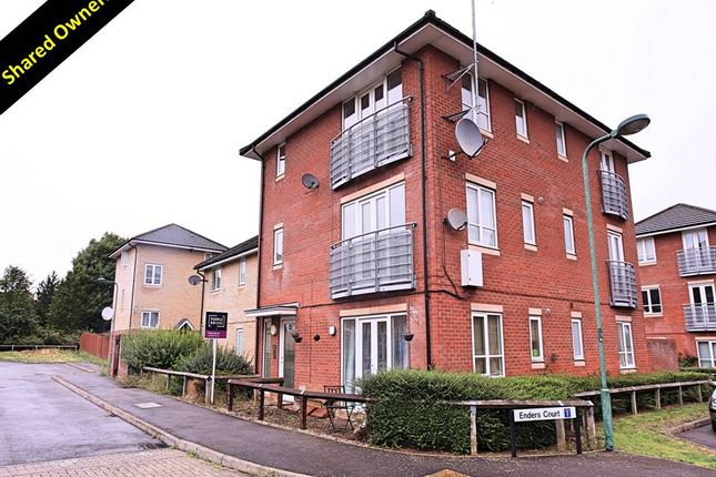 Thumbnail 2 bed flat for sale in Enders Court, Medbourne