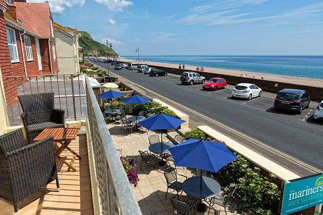 Thumbnail Hotel/guest house for sale in The Esplanade, Seaton