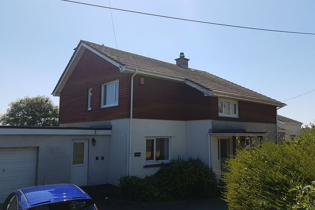Thumbnail Detached house to rent in Scarrowscant Lane, Haverfordwest