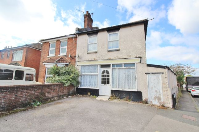 Thumbnail Semi-detached house for sale in Pinegrove Road, Sholing, Southampton