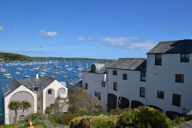 The Location of Smugglers Row, The Packet Quays, Falmouth TR11