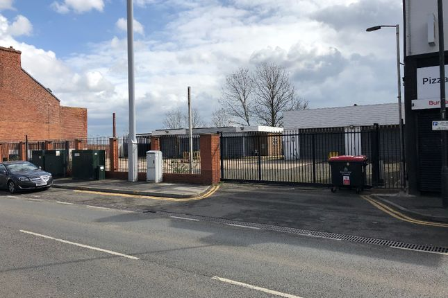 Industrial to let in Balby Road, Doncaster