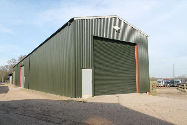 Thumbnail Warehouse to let in School Lane, Bricketwood