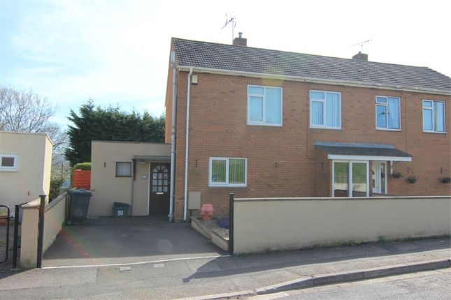 Thumbnail Semi-detached house for sale in Southlands Way, 5Bp, Somerset