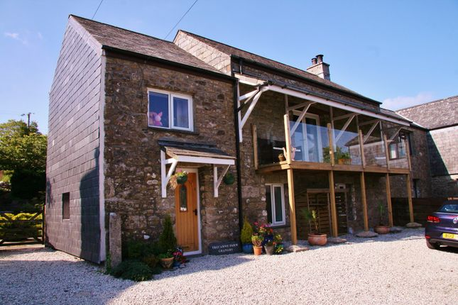 Thumbnail Barn conversion for sale in Trecarne, Liskeard