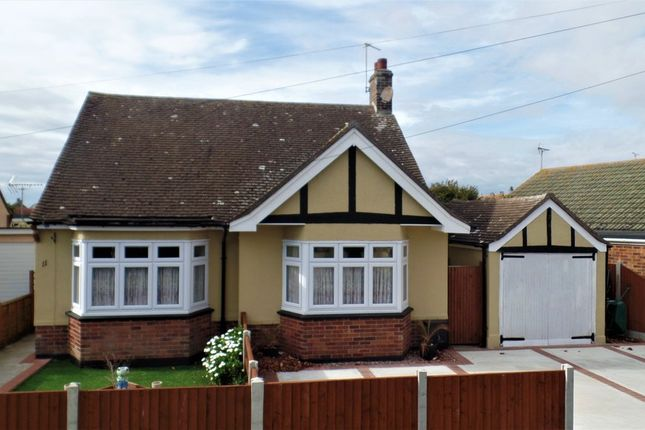 Thumbnail Detached bungalow for sale in Princes Road, Holland-On-Sea, Clacton-On-Sea
