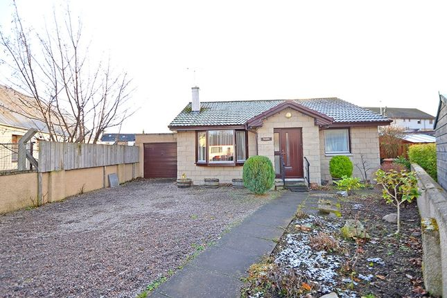 Thumbnail Detached bungalow for sale in Fernlea, Tytler Street, Forres
