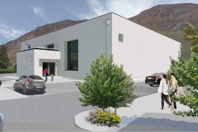 Thumbnail Retail premises to let in New Cafe Development, Auchtercairn, Gairloch