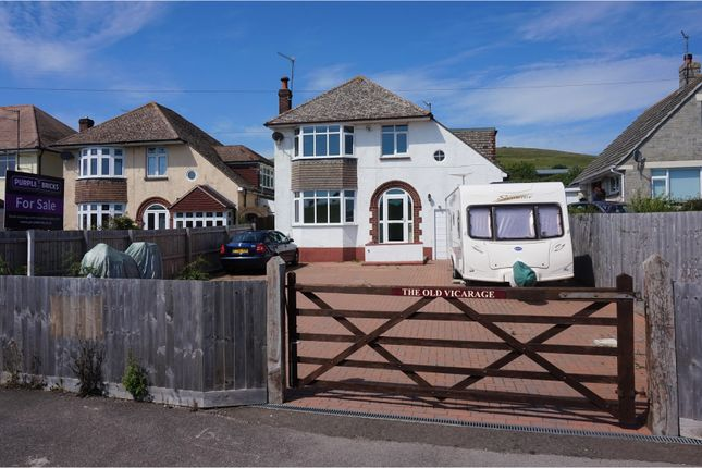 Thumbnail Detached house for sale in Littlemoor Road, Weymouth