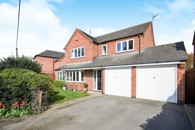 Thumbnail Detached house for sale in Trent Lane, Weston-On-Trent, Derby