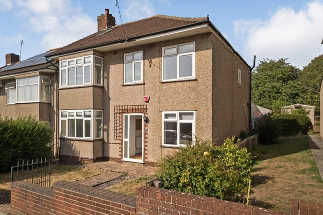 Thumbnail Terraced house to rent in Lindsay Road, Eastville, Bristol