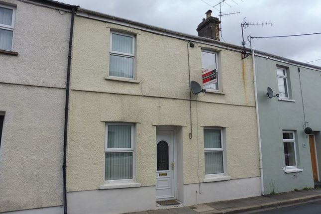 Thumbnail Terraced house for sale in Bwllfa Road, Cwmdare, Aberdare