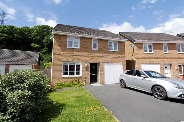 Thumbnail Detached house for sale in Ynys Y Wern, Port Talbot