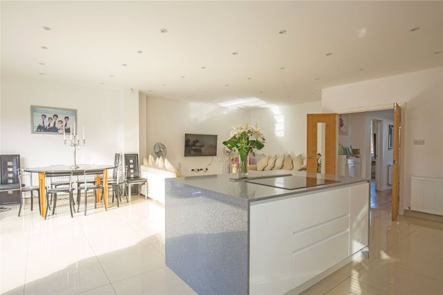 Thumbnail Semi-detached house for sale in Winchmore Hill Road, Winchmore Hill, London