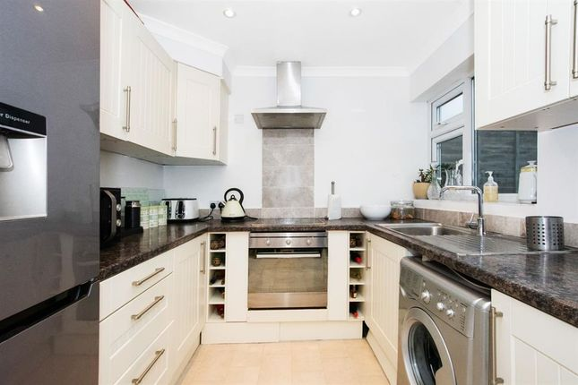 Thumbnail Terraced house for sale in Savoy, Dartford, Kent