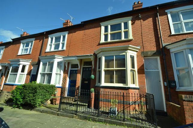 Thumbnail Terraced house for sale in Adderley Road, Leicester