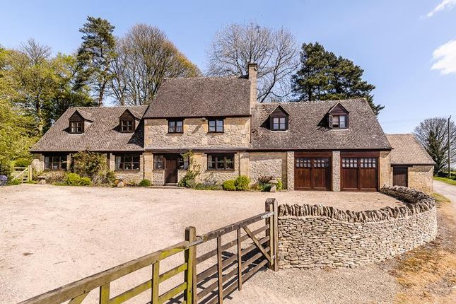 Thumbnail Detached house for sale in Manor Farm, Hampnett, Northleach, Cheltenham, Gloucestershire