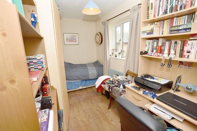 Bedroom Three of Edgecote, Great Holm, Milton Keynes MK8