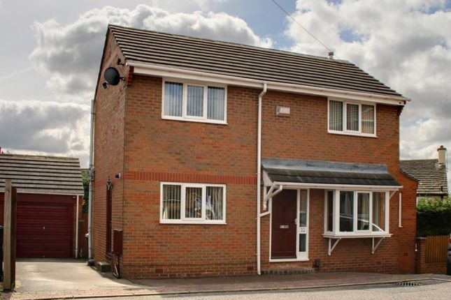 Thumbnail Detached house for sale in Elder Croft, Bramley, Leeds