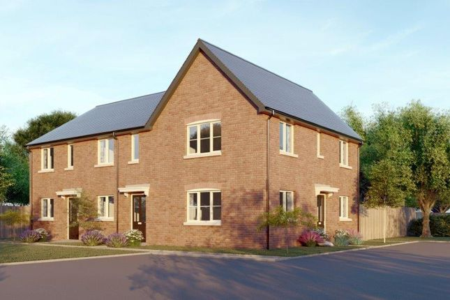 Thumbnail Semi-detached house for sale in Pottery Gardens, Denby, Ripley