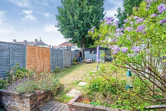 Garden of Rollesby Road, Chessington, Surrey KT9